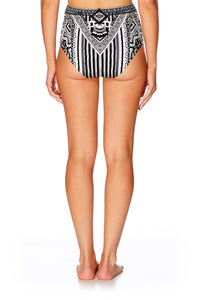 TRIBAL THEORY HIGH WAISTED BRIEF