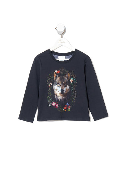 INFANTS LONG SLEEVE TOP NOMADIC NYMPH
