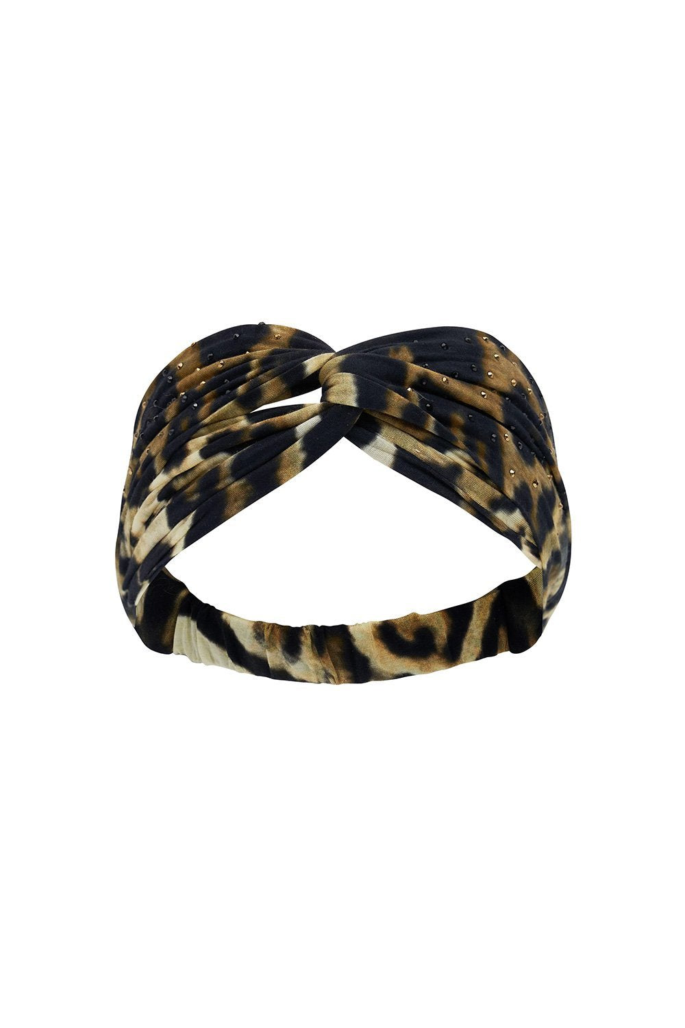 ACTIVE TWIST HEADBAND FELINE