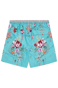 ELASTIC WAIST BOARDSHORT A SONNET FOR SATINE