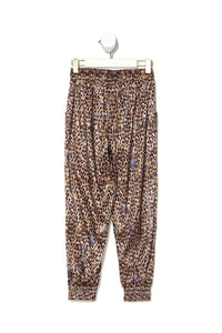 KIDS TRACK PANT 4-10 POETIC ANARCHY