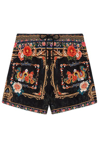 ELASTIC WAIST BOARDSHORT BRIGHTON ROYAL