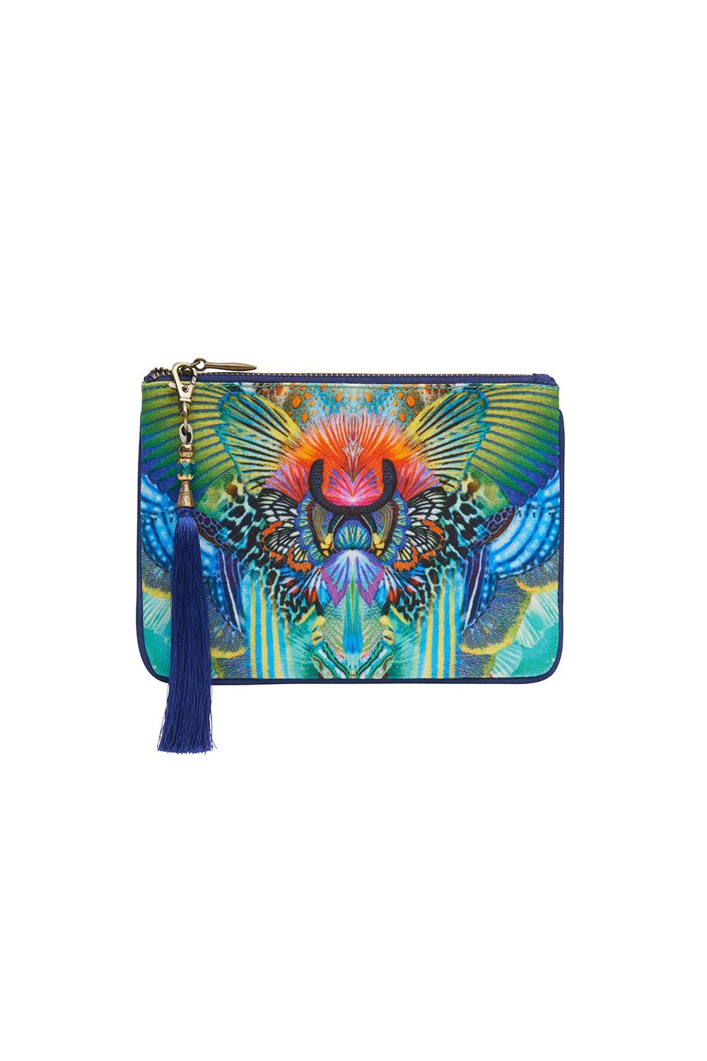 COIN AND PHONE PURSE REEF WARRIOR