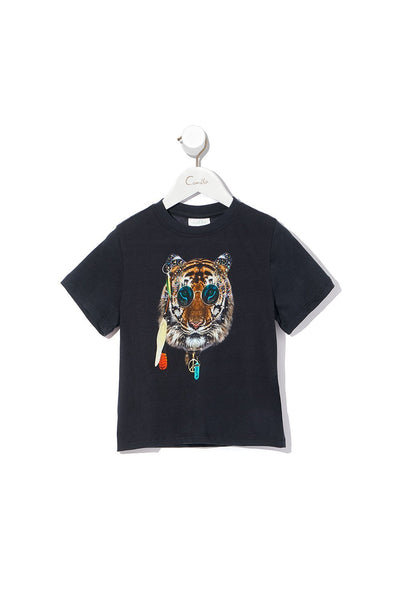 KIDS SHORT SLEEVE T-SHIRT BLACKHEATH BETTY