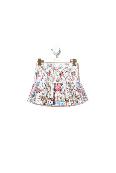 KIDS' SKIRT WITH PINTUCKING SOUTHERN BELLE