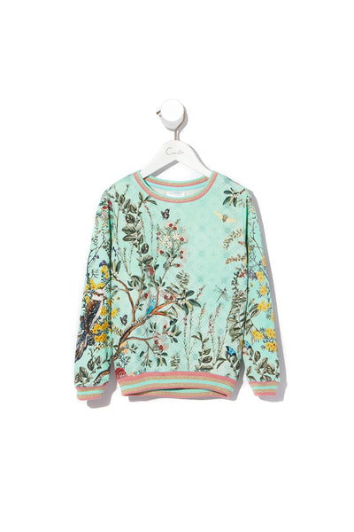 KIDS SWEATER MILLAS BACKYARD