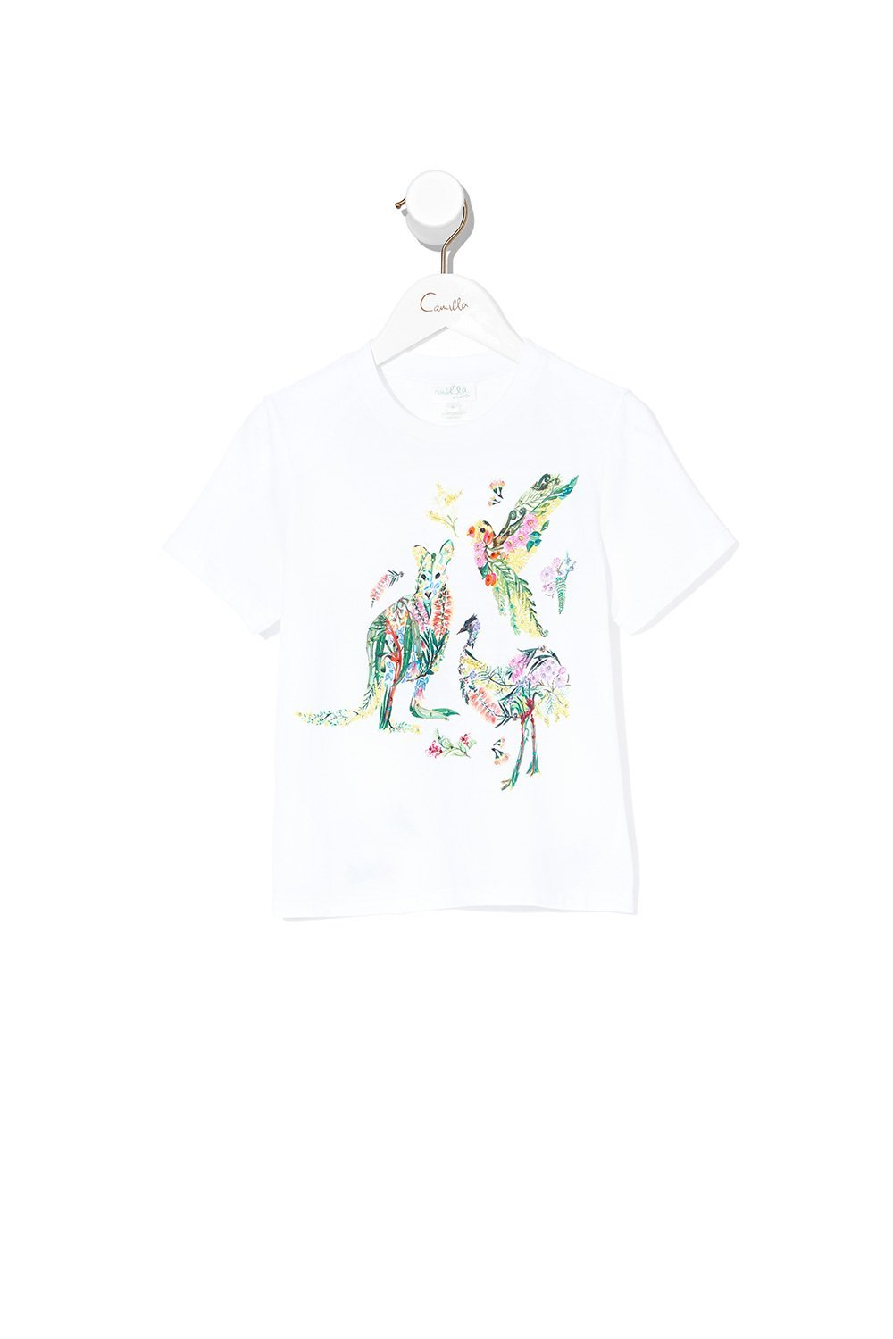 INFANTS SHORT SLEEVE T-SHIRT PARADISE CIRCUS
