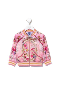 KIDS' REVERSIBLE BOMBER JACKET LA BELLE