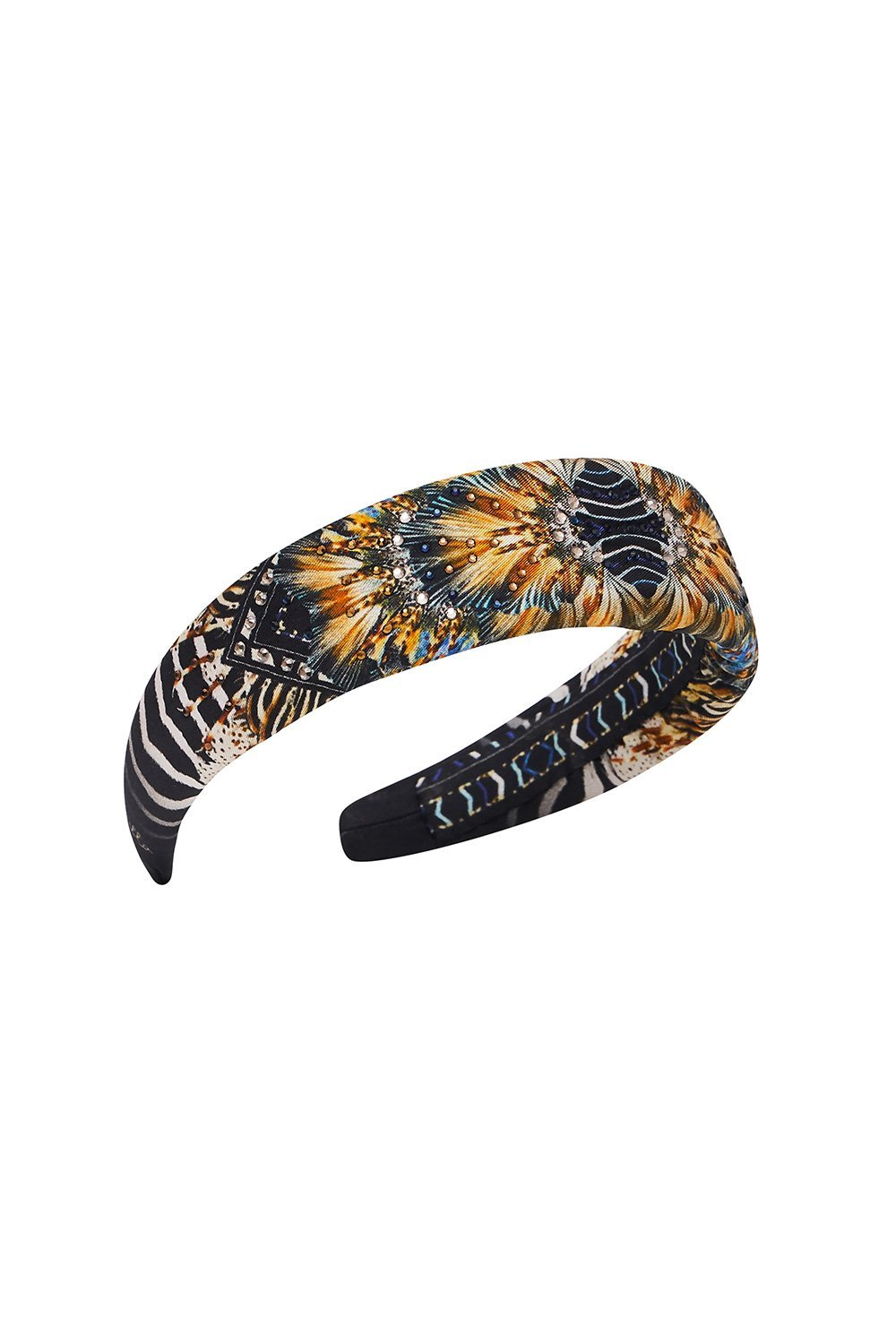 PRINTED HEADBAND LOST PARADISE