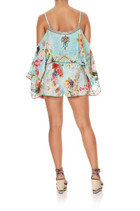 DROP SHOULDER PLAYSUIT A ROYAL STITCH UP