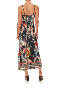 SLIP MAXI DRESS HAMPTON HIVE