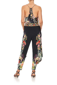 JERSEY DRAPE PANT WITH POCKET HAMPTON HIVE