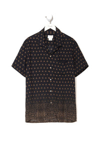 SHORT SLEEVE CAMP COLLARED SHIRT ABINGDON PALACE