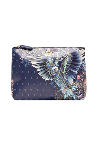 LARGE MAKEUP POUCH SOUTHERN TWILIGHT