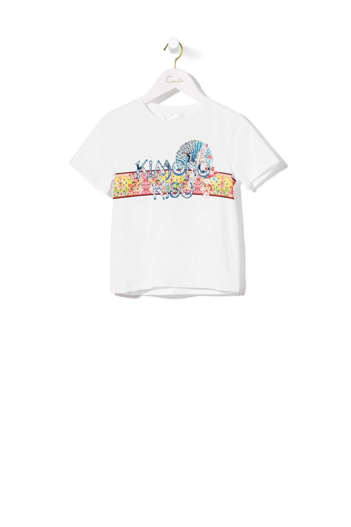 KIDS' SHORT SLEEVE T-SHIRT MISO IN LOVE