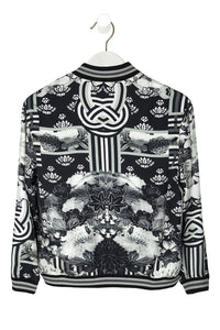 MEN'S BOMBER JACKET WILD MOONCHILD