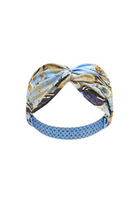 WOVEN TWIST HEADBAND FAIRY FOUNTAIN