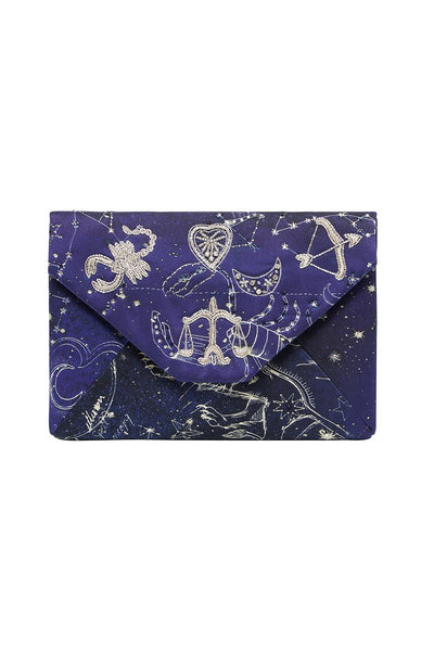 ENVELOPE CLUTCH COSMIC FORCES