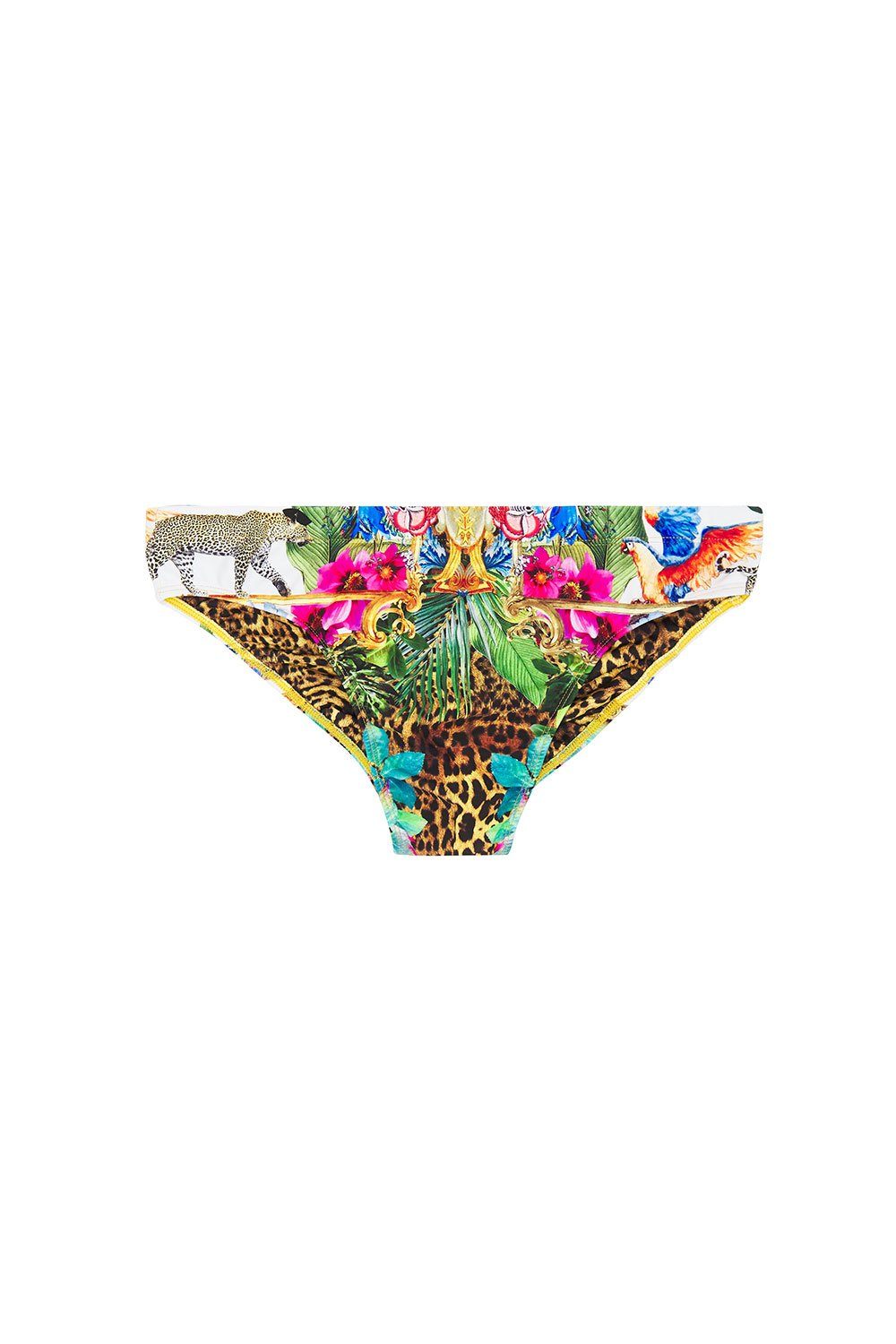 MENS SWIM BRIEF CHAMPAGNE COAST