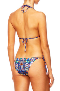EMBROIDERED TRI BIKINI WHERE YOU'LL FIND ME