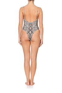 BRAZILIAN BOTTOM ONE PIECE KAKADU BOO