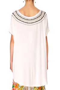 CAMILLA LOVE SPELLS LOOSE FIT TEE