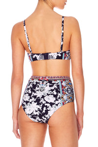 CAMILLA THE LONELY WILD HIGH WAISTED BRIEF