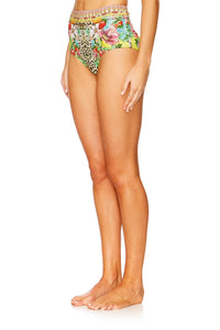 COOL CAT HIGH WAISTED BRIEF