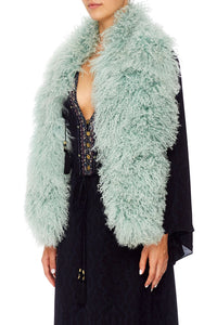 FUR STOLE I DREAM OF MARIE