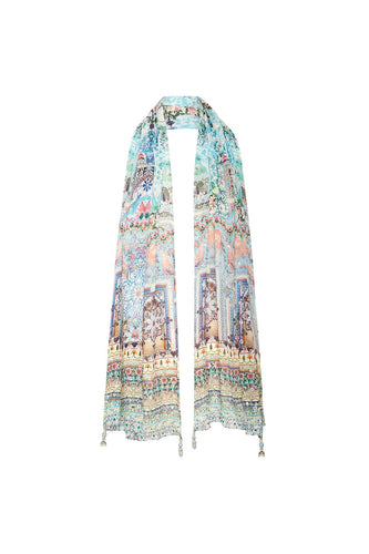 LOVERS RETREAT LONG SCARF