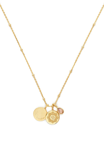 BY CHARLOTTE BEYOND SUN NECKLACE GOLD