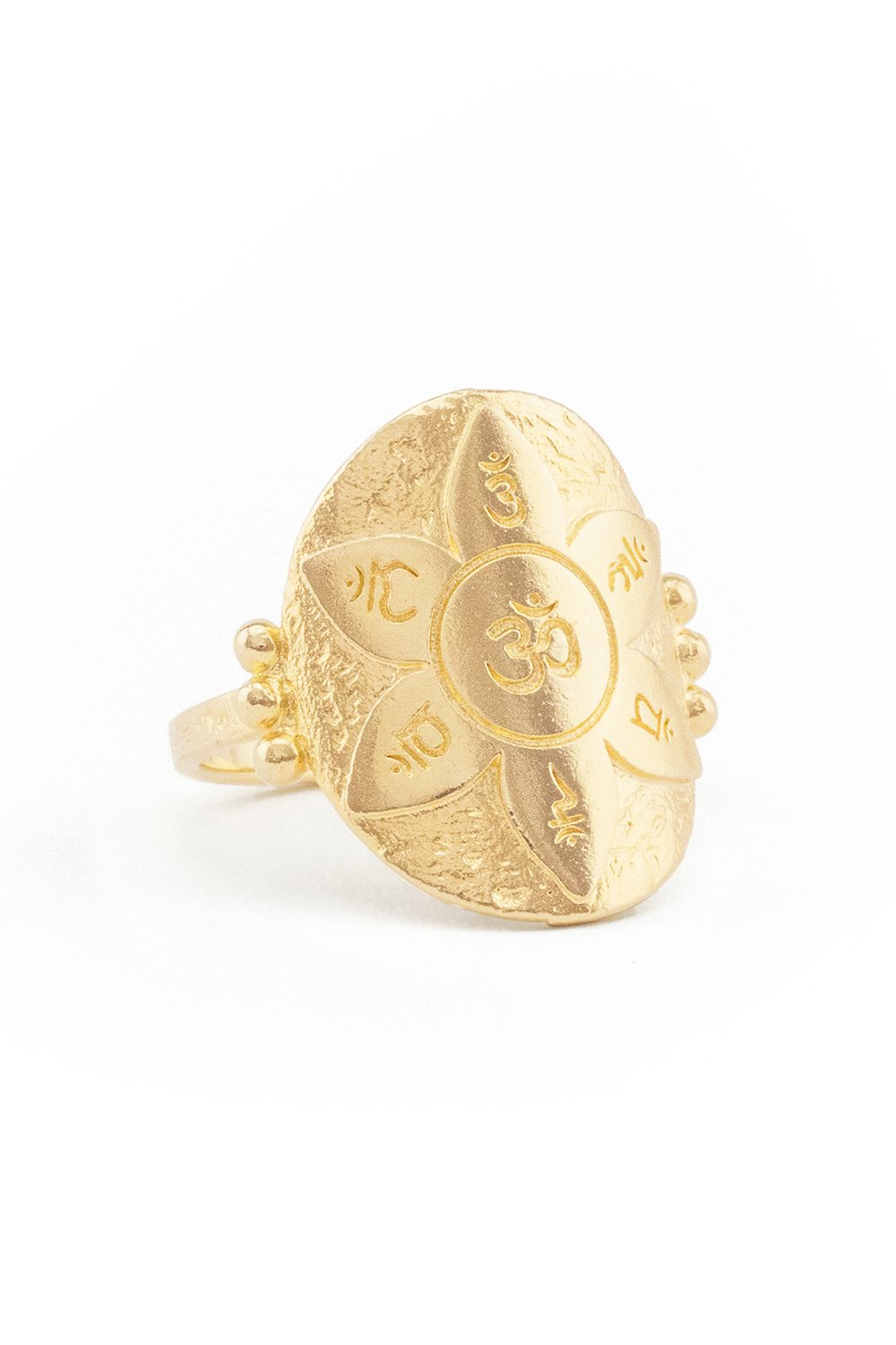 BY CHARLOTTE HARMONY RING GOLD