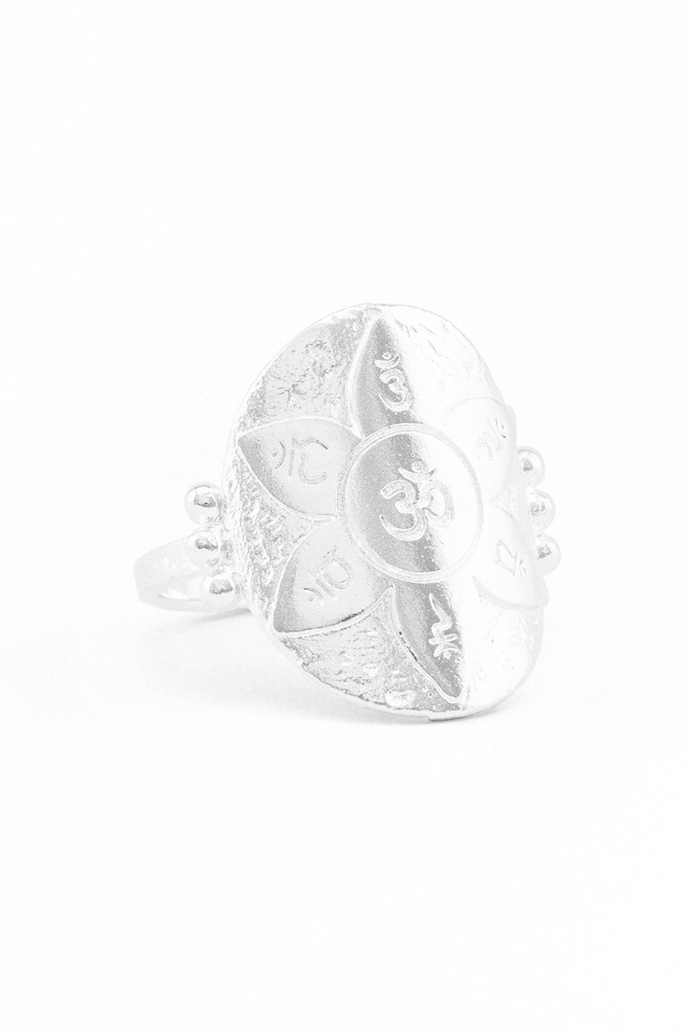 BY CHARLOTTE HARMONY RING SILVER PLATED