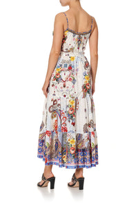 DRESS WITH FRONT TIE DETAIL FRIDA FREEDOM