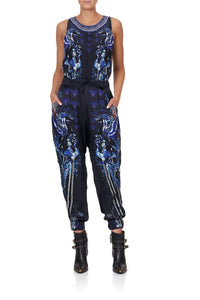 DROP CROTCH TRACK PANT MARE MYSTIQUE