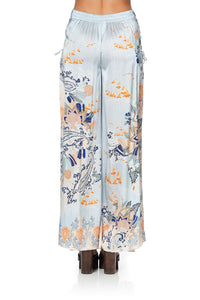 FLARES WITH LACE UP SIDE FRASER FANTASIA