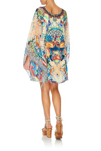 KAFTAN WITH TIE FRONT DETAIL MISO IN LOVE