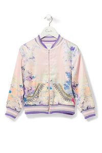 CAMILLA HARAJUKU HEIRESS KIDS BOMBER JACKET