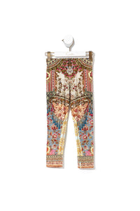KIDS LEGGINGS JEANNE QUEEN