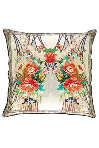 CAMILLA QUEEN OF KINGS LARGE SQUARE CUSHION