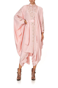 LAYER WITH CENTRE BACK PANEL LUXE PINK
