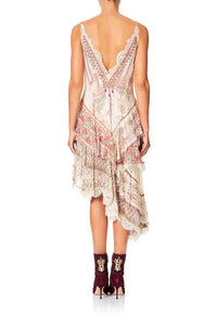 CAMILLA LAYERED ASYMMETRICAL DRESS GOLDEN AGE