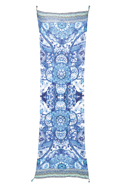 CAMILLA ETERNITYS EMPIRE LONG SCARF