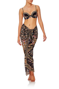 CAMILLA LONG SARONG FRIEND IN FLORA