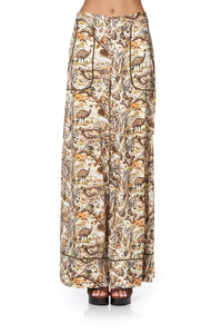 LOUNGE TROUSER WITH CUFFS BUSH DOOF