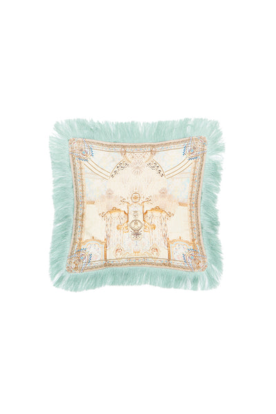SMALL SQUARE CUSHION MADELEINE SHINE