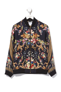 CAMILLA MENS BOMBER JACKET FRIEND IN FLORA