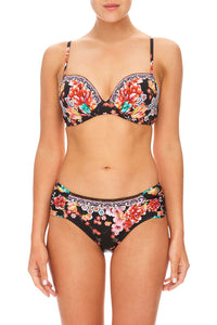 CAMILLA PAINTED LAND MOULDED PLUNGE BRA