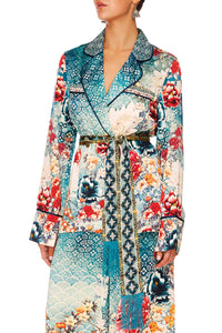 CAMILLA HER HEIRLOOM PAJAMA SUIT JACKET