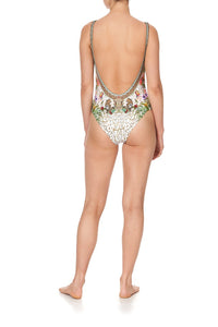 REVERSIBLE SCOOP ONE PIECE FAIR VERONA